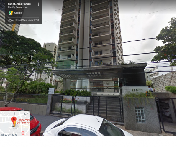 Apartamento Graças 326m2