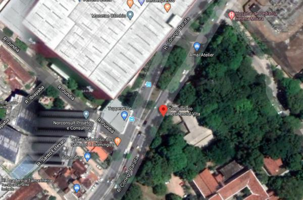 Apartamento Cônego Barata 99,16 m2