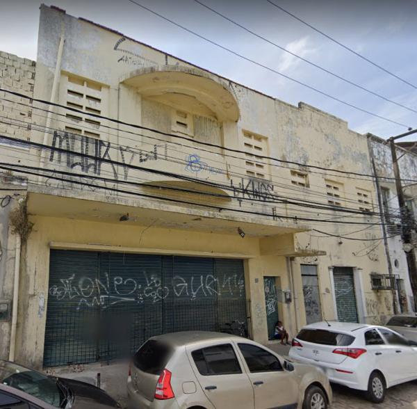Prédio - Rua do Brum nº51