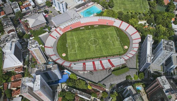 Imóvel Clube Náutico do Capibaribe - 36.252,25 m2