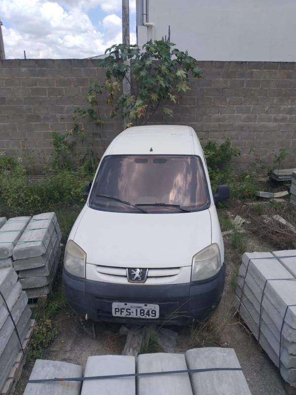 Veículo I/Peugeot Partner Furg 2011