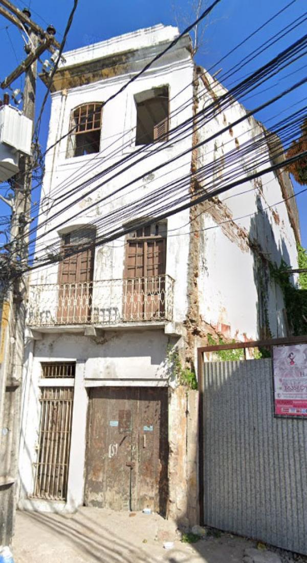Prédio - Boa Vista - Rua da Glória nº189