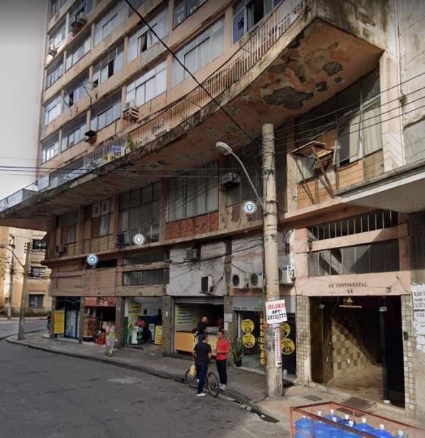 Apartamento 512 Continental Santo Antônio