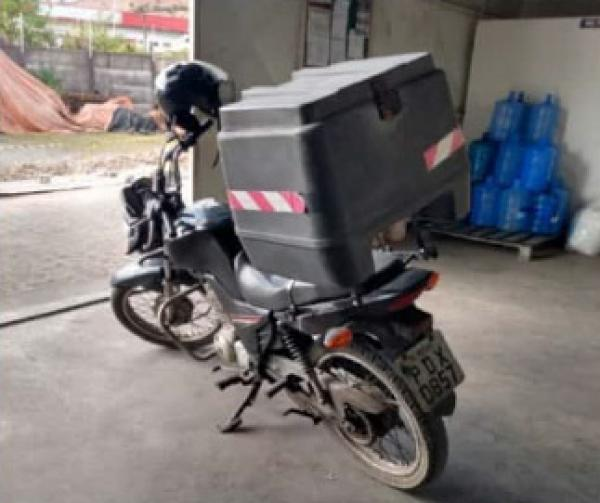 Moto Honda CG 125i FAN