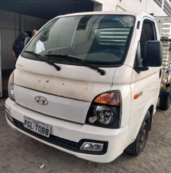 Caminhonete Hyundai HR HDB 2013/2014