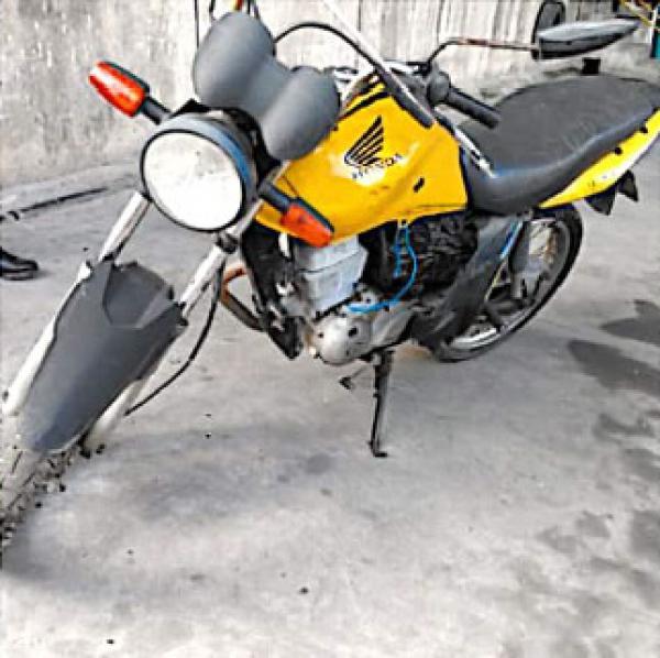 Moto CG 150 FAN