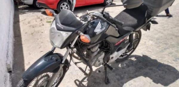 Moto Honda CG 160 Start