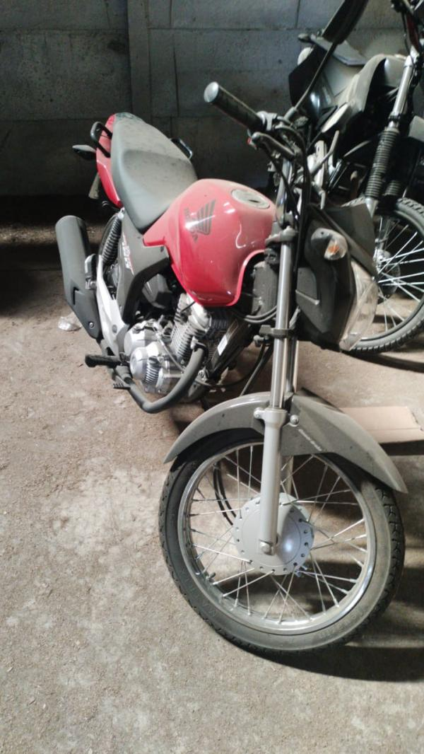 Motocicleta Honda CG 160 START