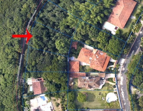Terreno Loteamento Apipucos 894,60 m2