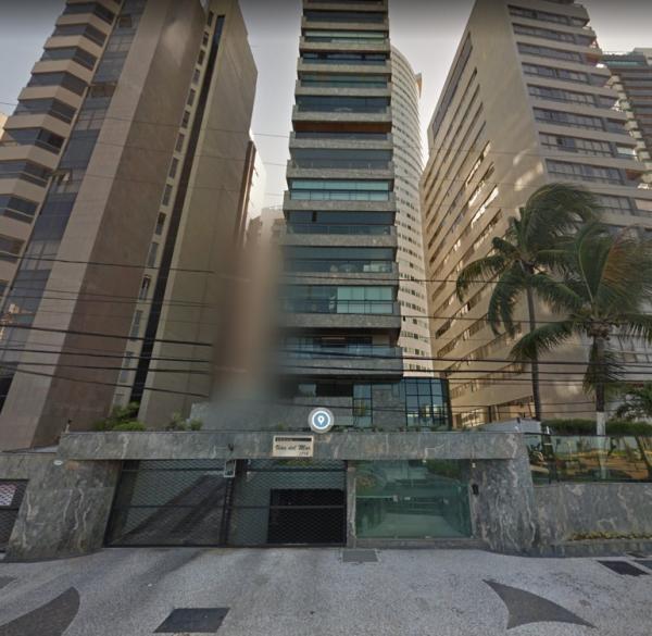 Apartamento na Av Boa Viagem 208,30 m2