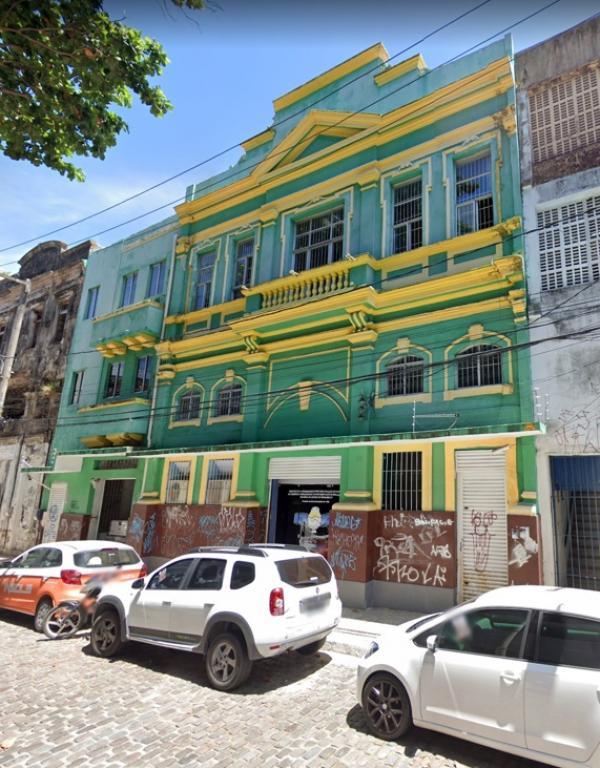 Prédio Comercial Bairro do Recife 990 m2