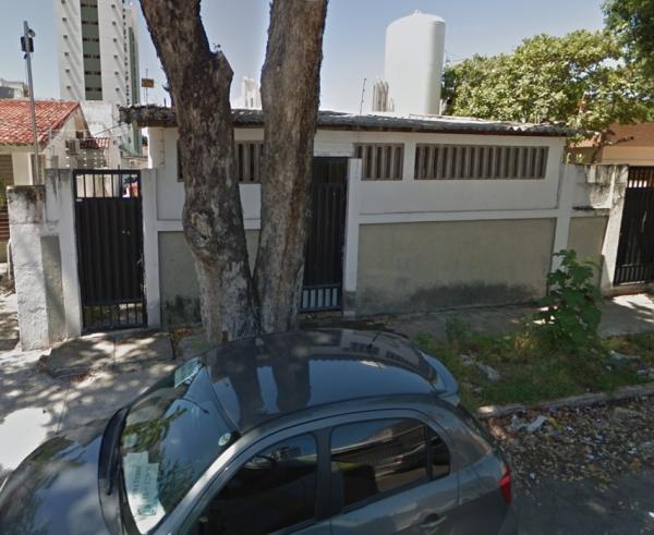 Casa utilizada pelo Hospital São Salvador