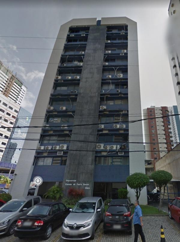 Sala em Boa Viagem na Ernesto de Paula Santos 27,37 m2