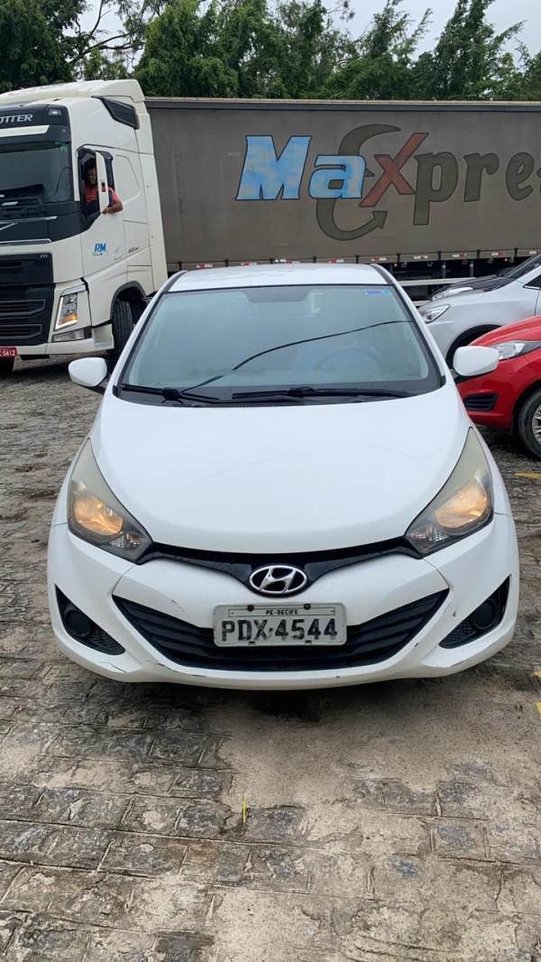 Veículo Hyundai HB20 1.6 M 2015