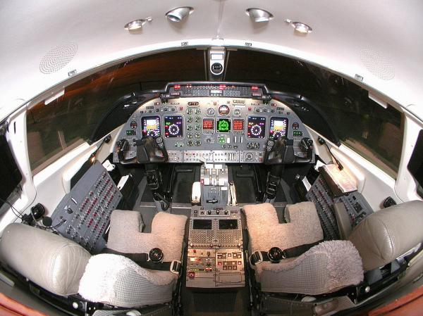 Aeronave Learjet 60 PT-XFS