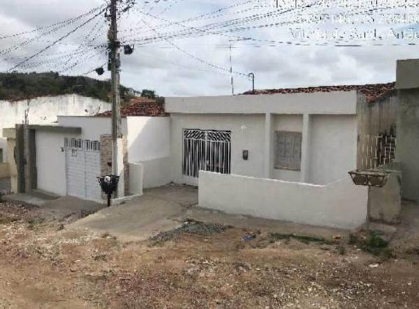 Vitória de Santo Antão - Agua Branca - Casa 88,7m2