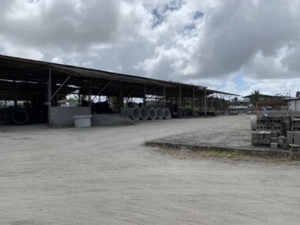 Terreno no Cabo de Santo Agostinho 4.395 m²