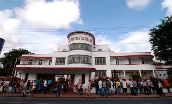 CLUBE NÁUTICO DO CAPIBARIBE