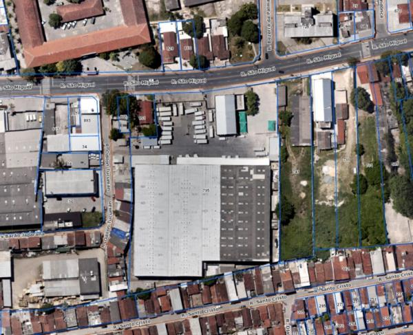 Prédio tipo central de distribuição de alimentos Afogados 13.845 m2