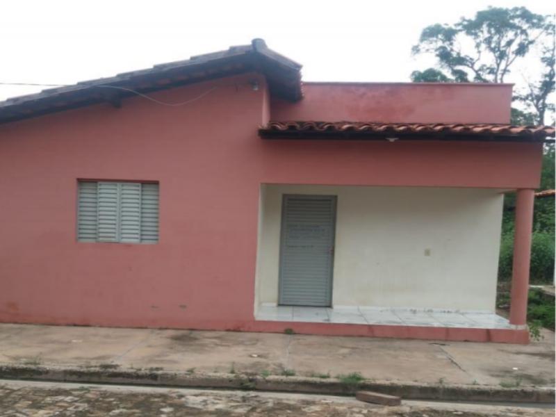 95956 - Casa, Residencial, Tranqueira, 2 dormitório(s)