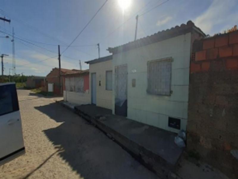 73694 - Casa, Residencial, Distrito Industrial, 2 dormitório(s)