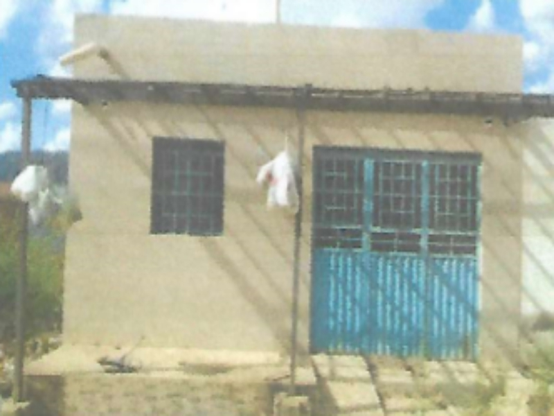93504 - Casa, Residencial, José Rufino Alves, 2 dormitório(s), 1 vaga(s) de garagem