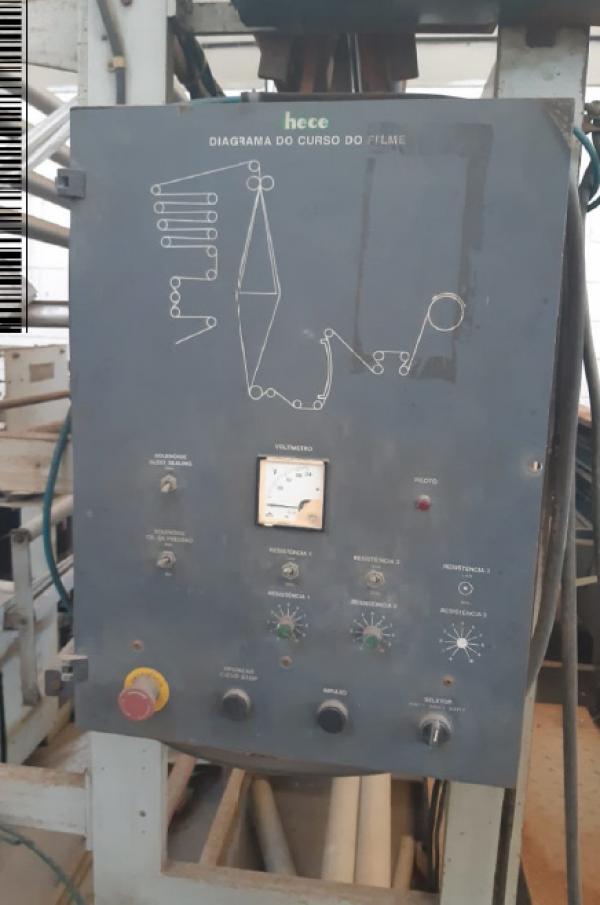 Rebobinadeira tangencial