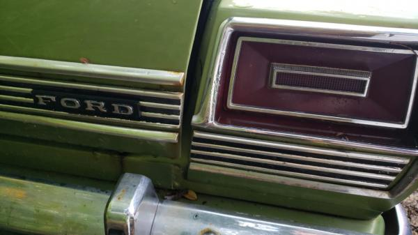 Veículo Ford Galaxie Landau